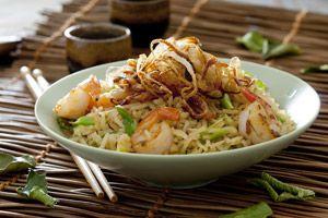 Balinesisches Essen und Trinken